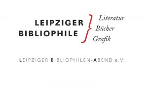 Leipziger Bibliophilen-Abend e.V. (Logo)